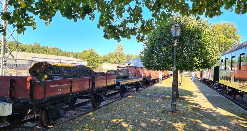 """Historische Eisenbahn """"Jan Harpstedt"""""""